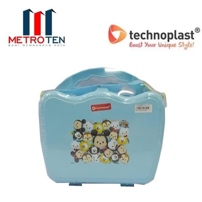 Image TechnoPlast Disney Tsum Tsum School Box SB007 DTSS