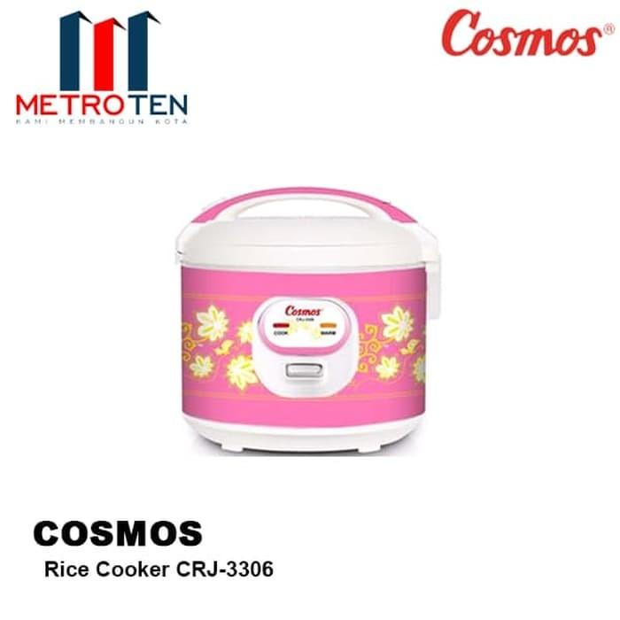 Image Cosmos CRJ-3306 Rice Cooker Anti Lengket