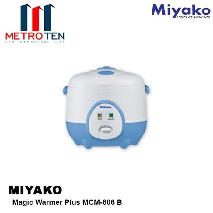 Image Miyako Magic Warmer Plus MCM 606 B