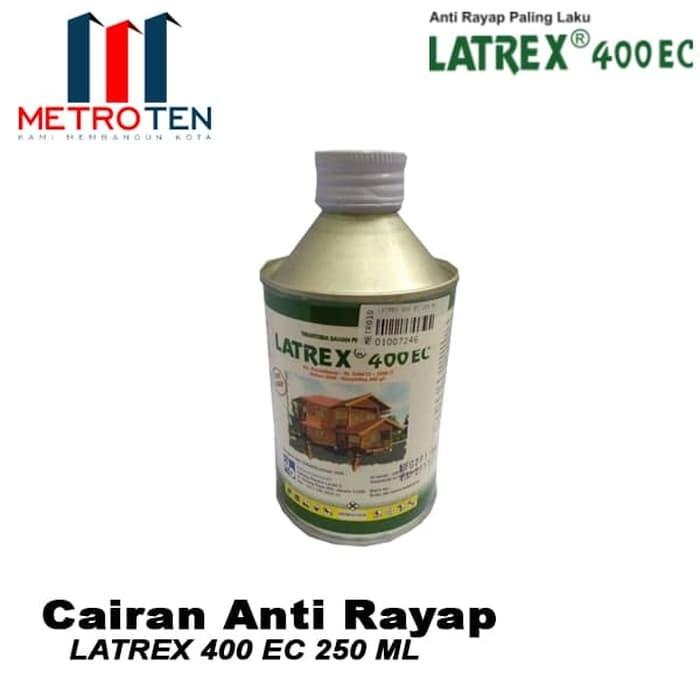 Image Cairan Anti Rayap LATREX 400 EC 250 ML