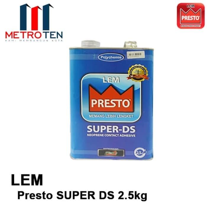 Image Lem PRESTO Super DS Galon 25 Kg
