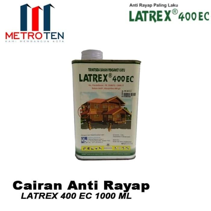 Image Cairan Anti Rayap LATREX 400 EC 1000 ML