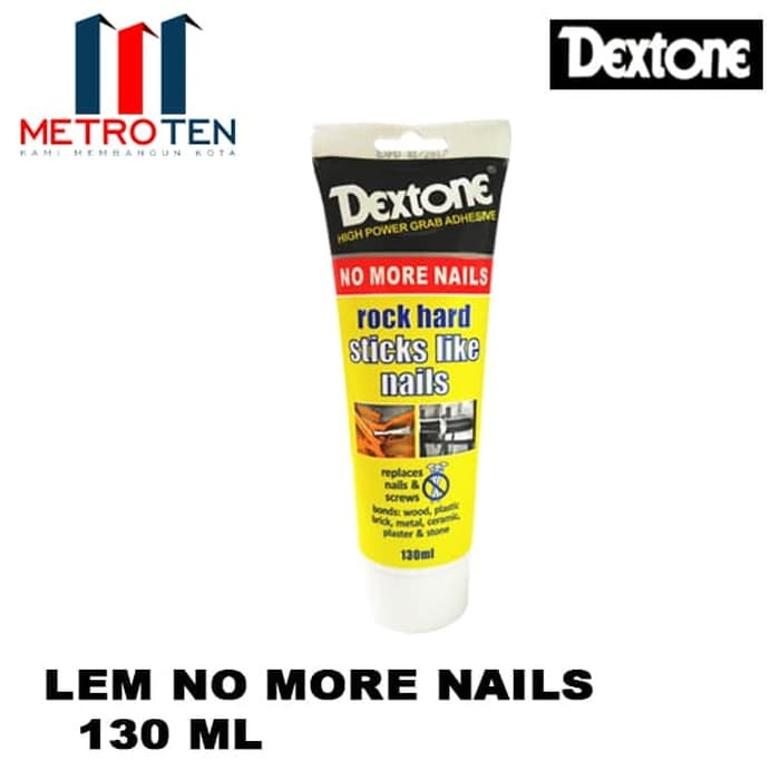 Image Dextone Lem No More Nails