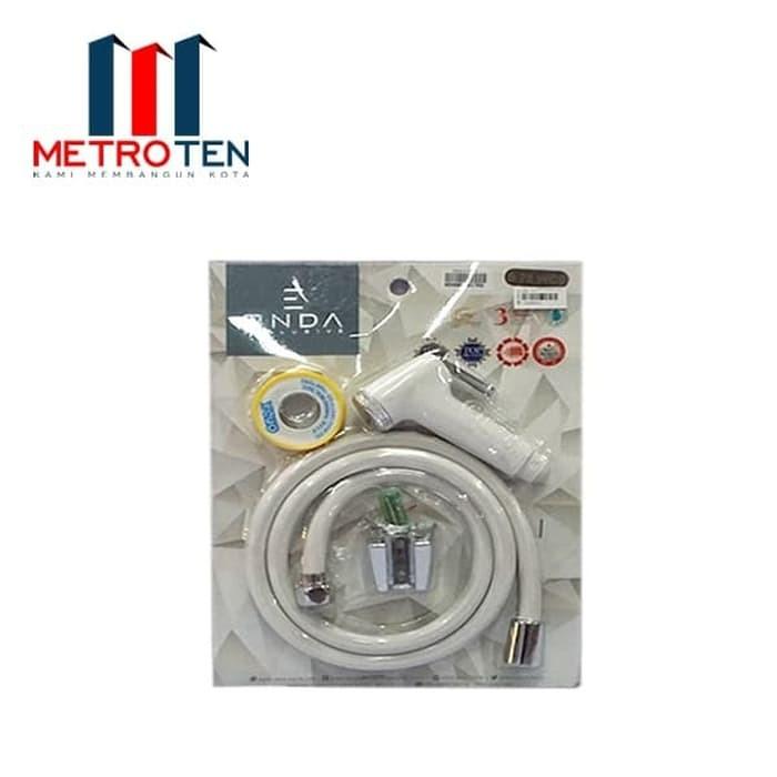 Image Onda Exclusive S75 Wcs White Bidet Toilet Shower