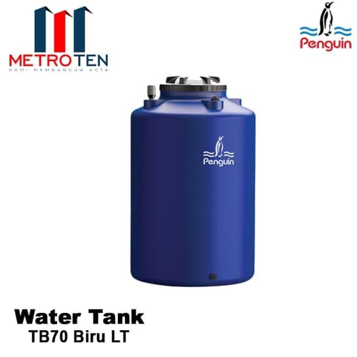 Image Penguin Water Tank TB 70 Biru LT