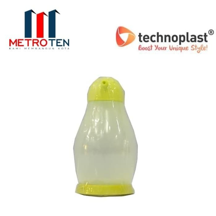 Image TechnoPlast Penguin Sauce Bottle 220 ML 1500 GLTP