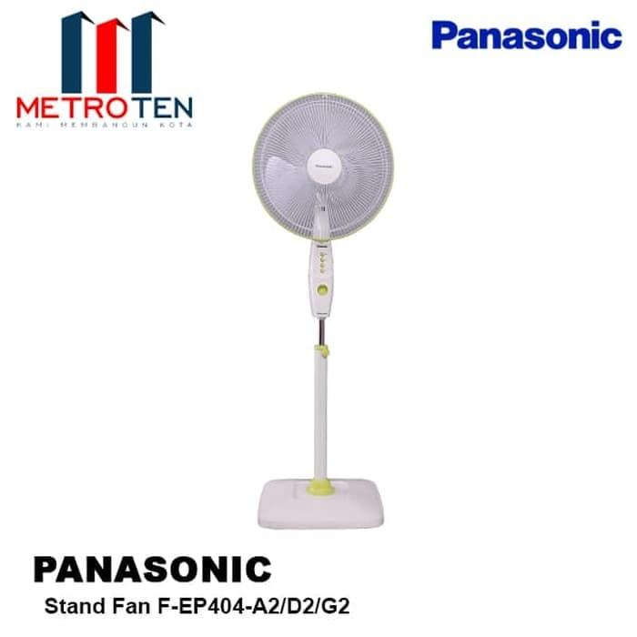 Image Panasonic Stand Fan F-EP404-A2/D2/G2 / Kipas Angin Berdiri