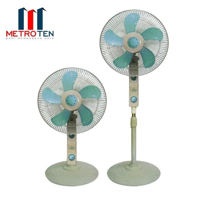Image Starco Stand Fan 2 in 1 - 16 New SCS-1602