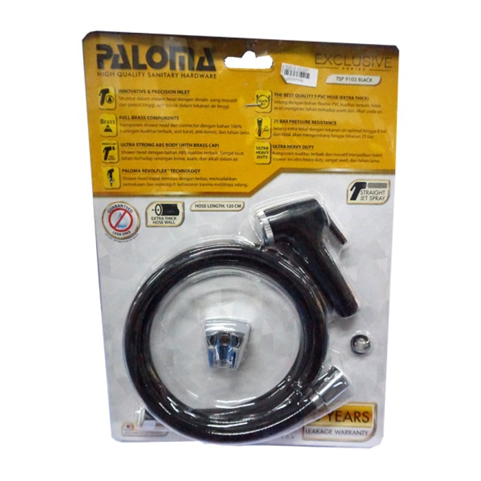 Image PALOMA TSP 9103 Toilet Shower Set Exclusive