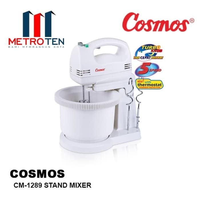 Image Cosmos CM-1289 Stand Mixer