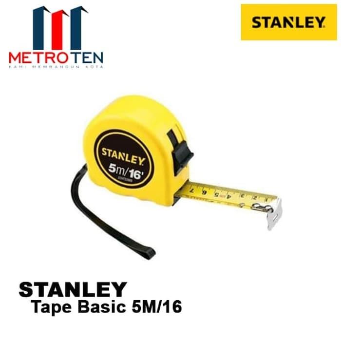 Image STANLEY Tape Basic 5M/16