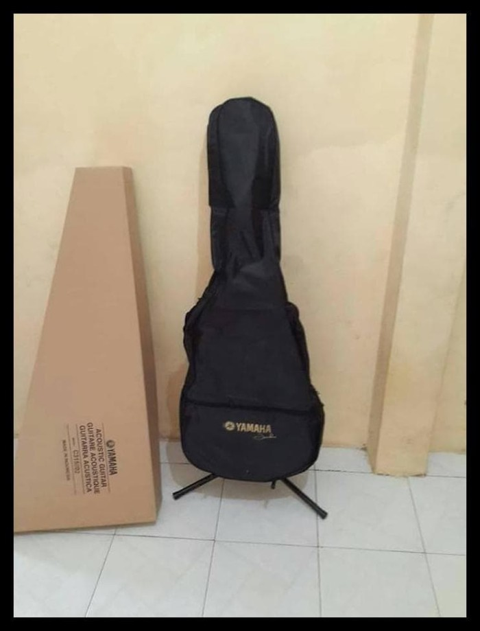 Softcase\U002Ftas Gitar Akustik Yamaha Jumbo New