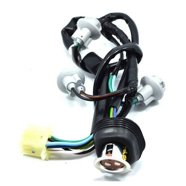 Foto Produk Socket Comp HeadLight Kabel Lampu Depan BeAT eSP BeAT POP eSP dari Honda Cengkareng