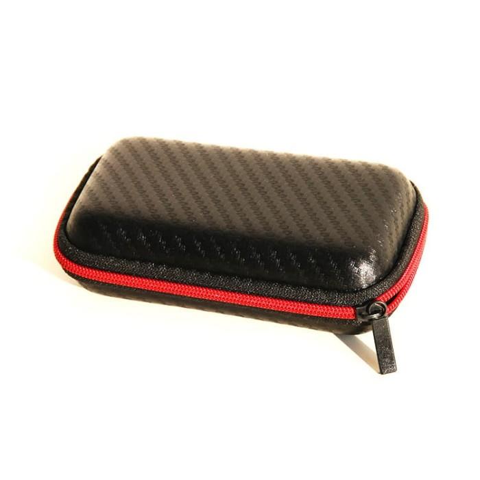 harga Case earphone case carbon headset storage box kz walnut [11x7x35cm] Tokopedia.com