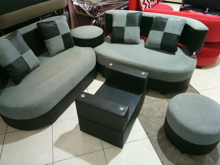 Sofa Minimalis Sudut Kursi Ruang Tamu Murah L Ongkir Jakarta