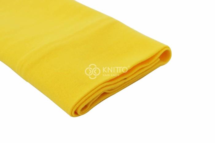 harga Kain cotton combed 24s kuning kenari (bahan kaos) Tokopedia.com