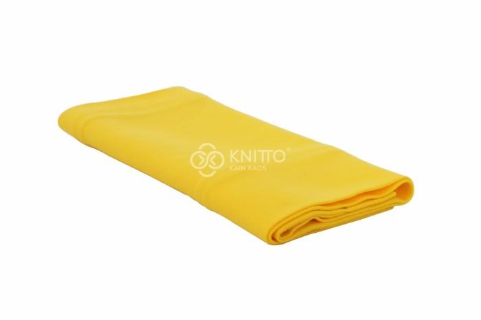 harga Kain cotton combed 24s kuning kenari + rib (bahan kaos) Tokopedia.com