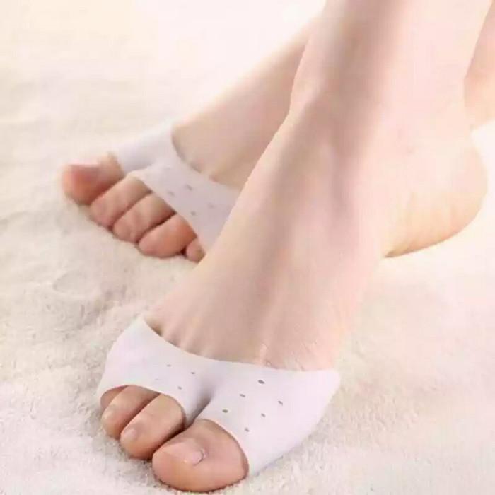 Foto Produk Soft gel front foot - silikon silicone pelindung jari kaki - cushion dari Samanta shop