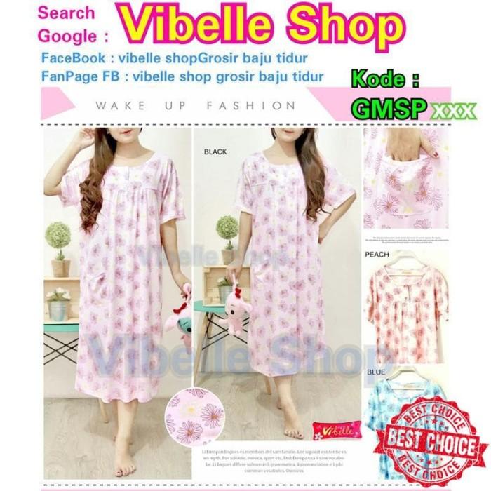 Jual GMSPxxx - Vibelle shop grosir baju tidur piyama gamis daster ... e5cbbc5808