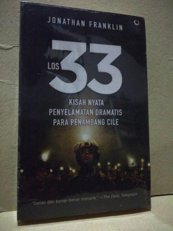 Los 33 - Jonathan Franklin
