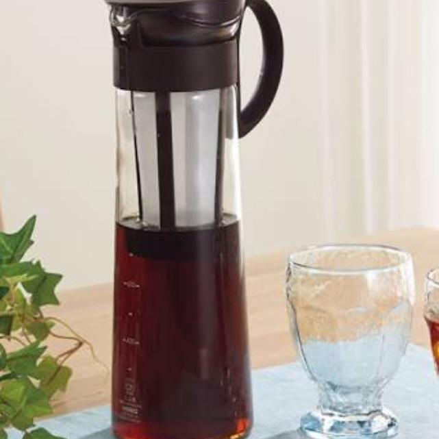 Jual HARIO MIZUDASHI COLD BREW COFFEE POT BROWN MCPN-14CBR ...