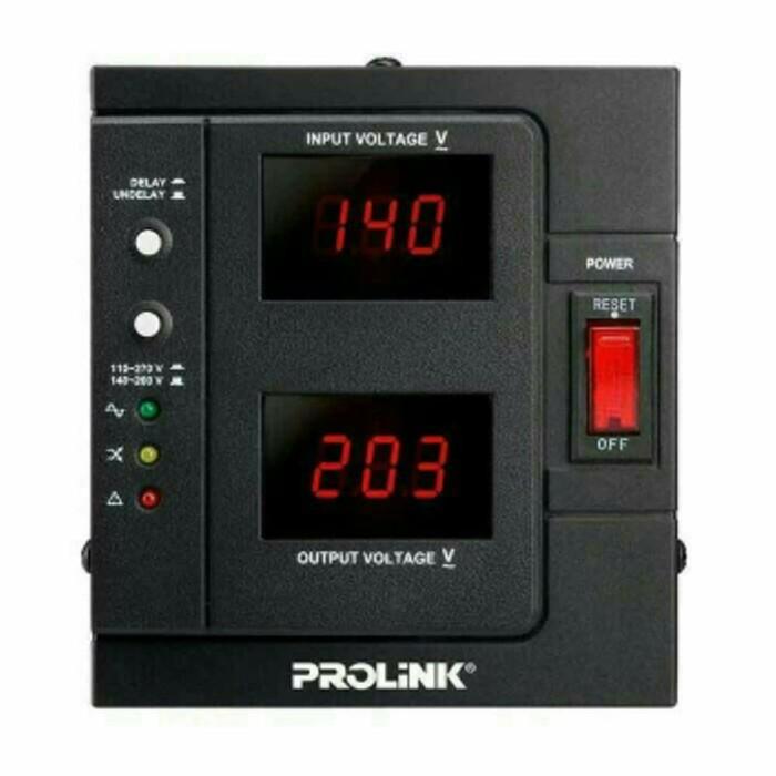 harga Stabilizer regulator auto voltage prolink pvr3000d Tokopedia.com