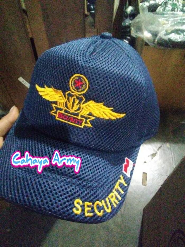 Jual Topi jaring security- Topi jala satpam - Topi pria - To Limited ... 8bcd2ae922