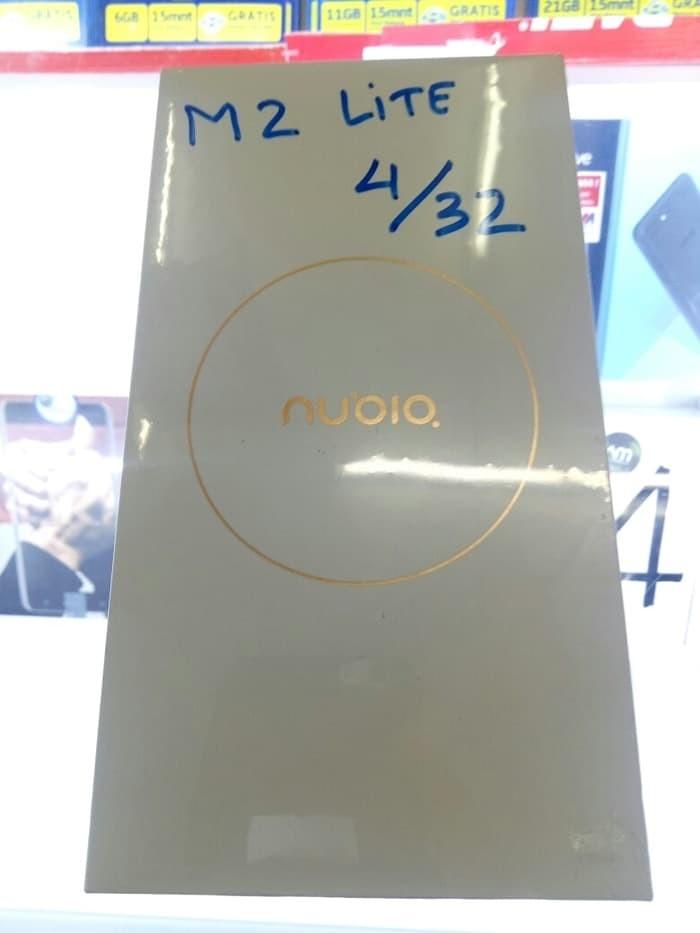 Foto Produk Hp ZTE Nubia M2 Lite - Ram 4Gb internal 32Gb Garansi Resmi dari Arya Ponsel