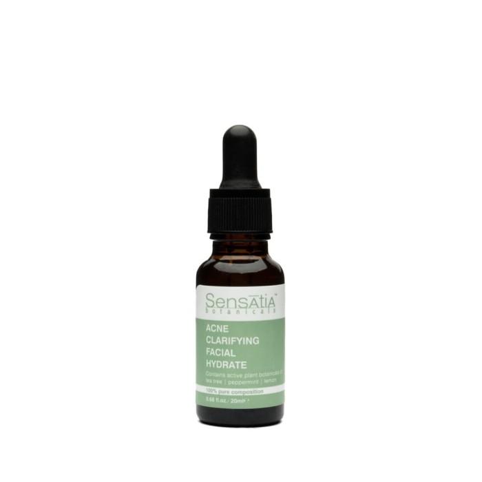 harga Sensatia botanicals acne clarifying facial hydrate - 20 ml Tokopedia.com