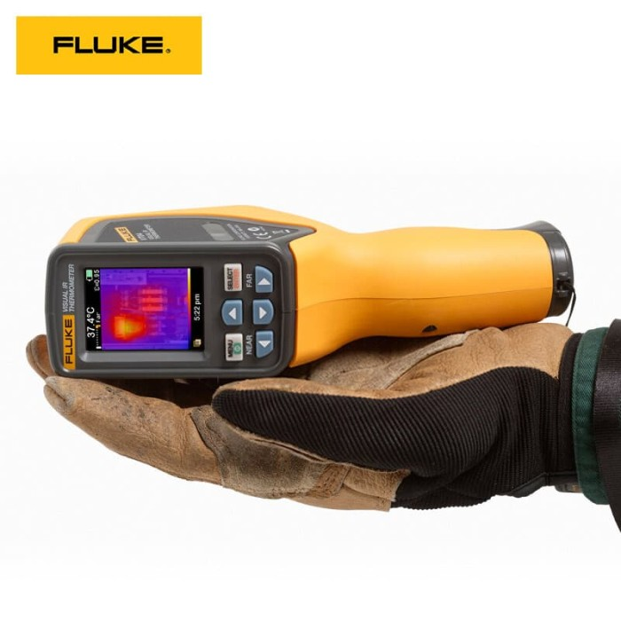 Foto Produk Fluke VT04 A Visual IR Thermometer 10C sampai 250C Thermal Imager Came dari Yanglin Shop