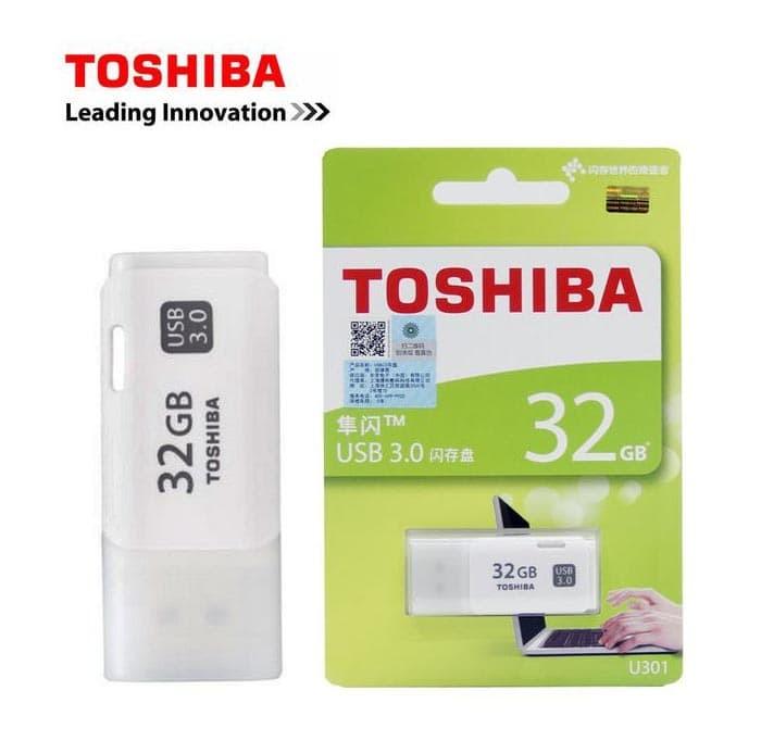 Flashdisk Toshiba Hayabusa 32GB Original
