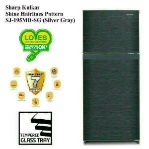 Info Kulkas 2 Pintu Sharp Travelbon.com