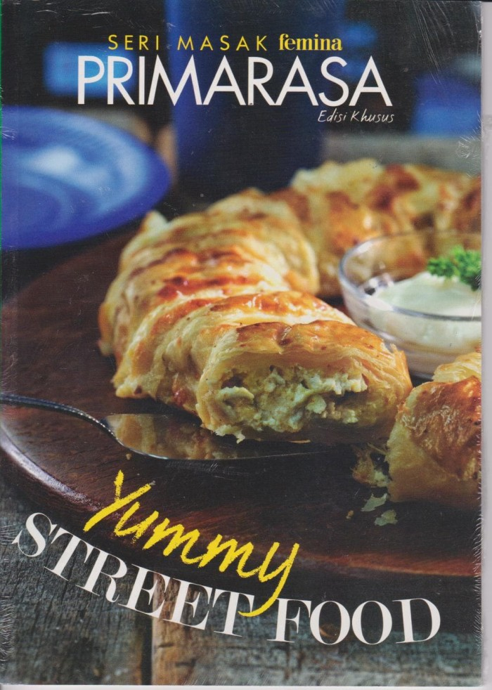 harga Primarasa edisi khusus : yummy street food Tokopedia.com