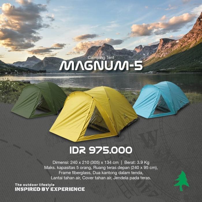 harga Tenda consina magnum 5 camping tent Tokopedia.com