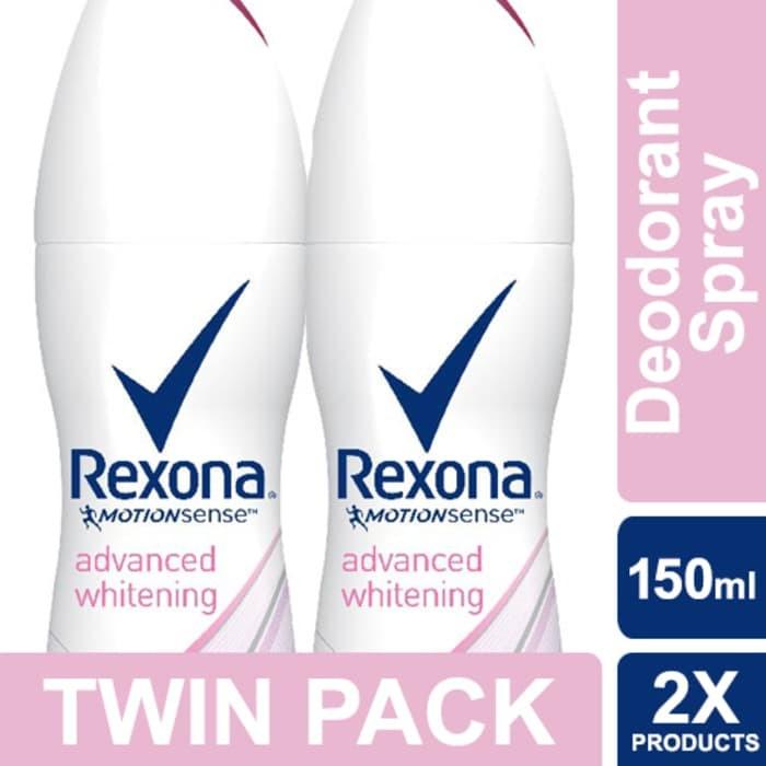 Rexona Wmn Anti-Prsprnt Deodorant Spray Advanced White Unilever
