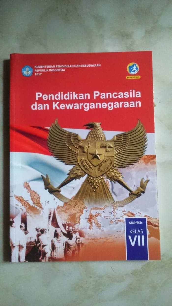 Jual Buku Smp Kelas 1 Pkn Kelas 7 Smp Diknas Revisi 2017 Jakarta Barat Yudis Abadi Tokopedia