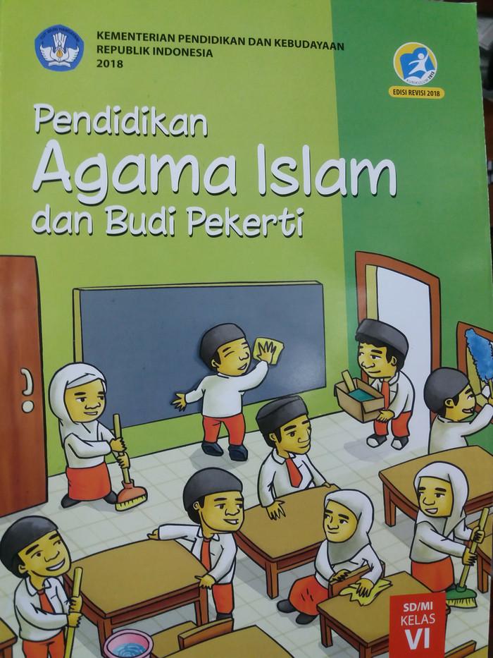 Buku Agama Kelas 6 - Guru Galeri