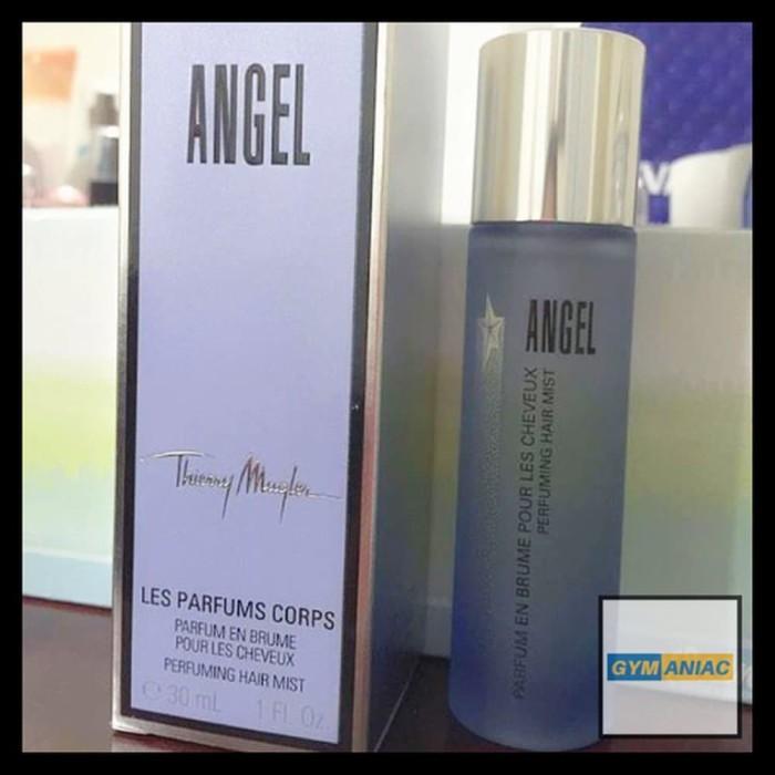Jual Parfum Rambut Thierry Mugler Angel Hair Mist Wangi Harum Spray