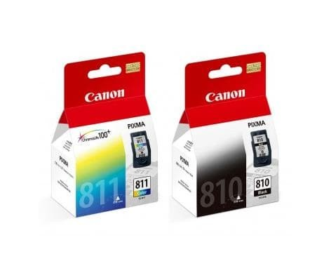 Info Cartridge Canon 810 Dan 811 Original Travelbon.com