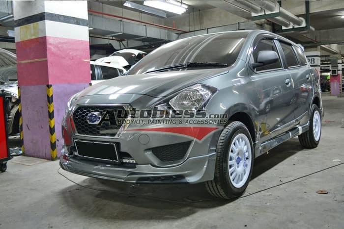 Bodykit Datsun Go VS (2 Baris) - Plastic ABS (Grade B)