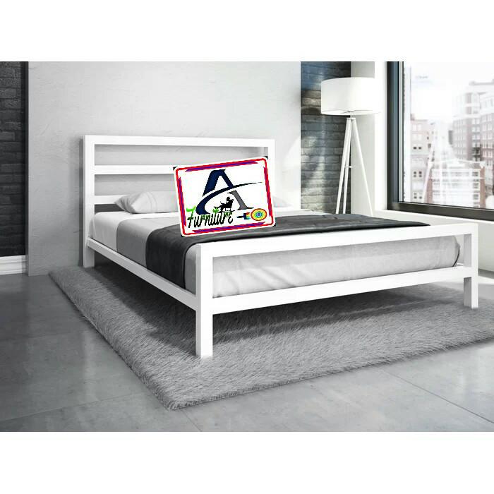 Jual Tempat Tidur Minimalis Dipan Desain Bed Anak Retro