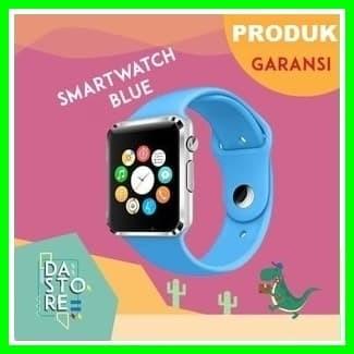 Jam Tangan Wanita Unik Hp Smart Watch Guess Rolex Skmei Casio Anak Led - Putih