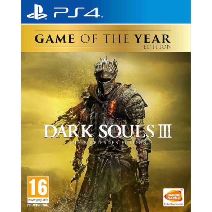 Jual Dark Souls Iii Dark Souls 3 Darksouls Iii Darksouls 3 Goty Ps4 Jakarta Timur Asean Mart Tokopedia