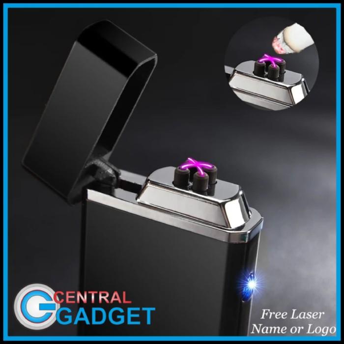 harga Korek api elektrik pulse plasma usb rechargeable jl610 Tokopedia.com