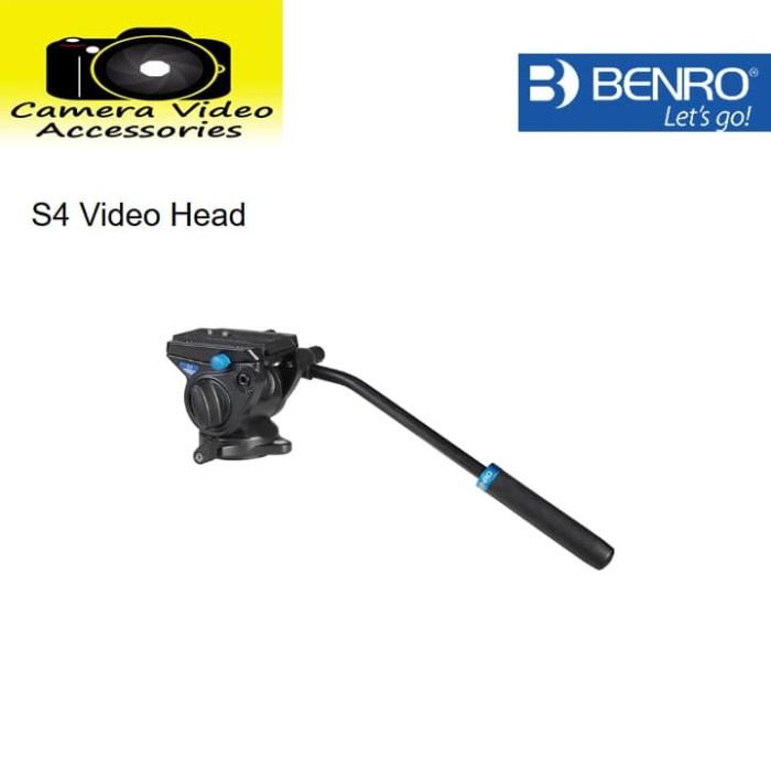 harga Benro video head s4 Tokopedia.com