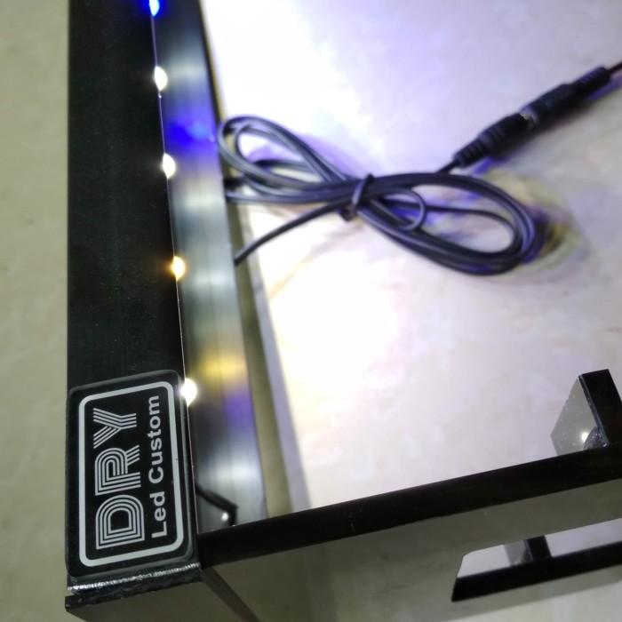 Jual Lampu LED Aquarium Aquascape 60 cm 36 watt Custom ...