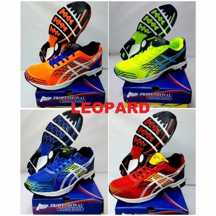 Sepatu jogging volly professional leopard profesional voli harga Sepatu  jogging volly professional leopard profesional voli Tokopedia.com f7a62e7038