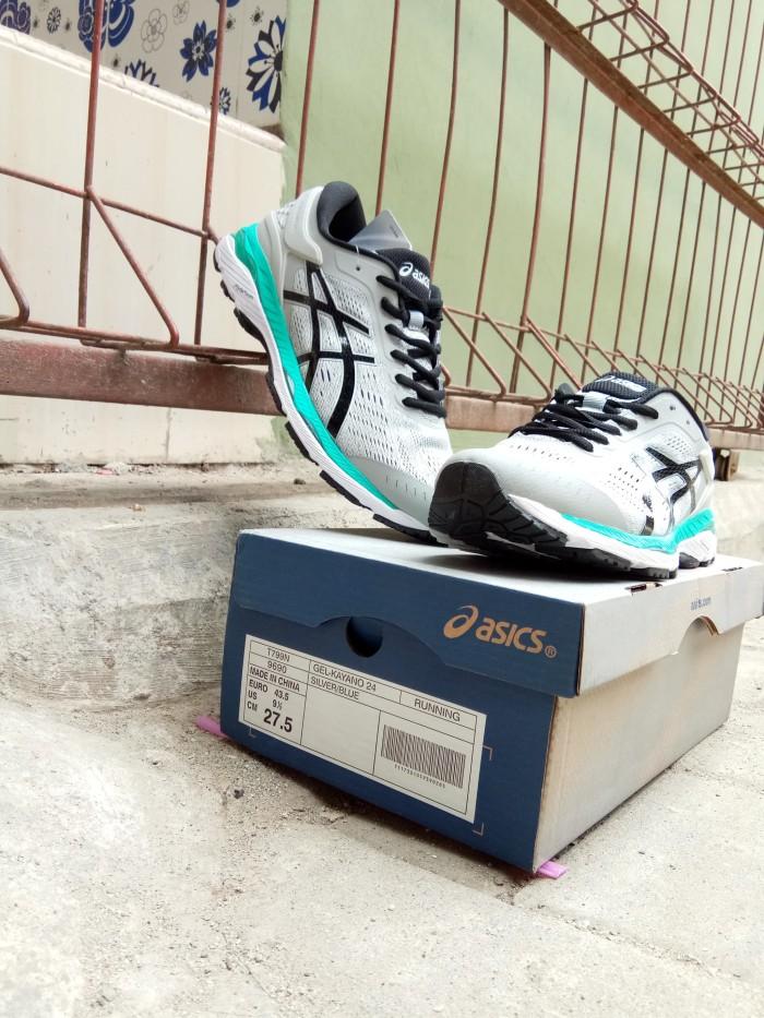 Jual Sepatu Asics Gel Kayano 24-Asics Original-sepatu lari joging ... 72e8301b7a
