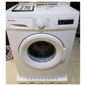 MESIN CUCI SHARP ES-FL1082 FRONT LOADING 8 KG Limited