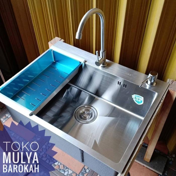 Kran Kitchen Sink: Daftar Harga Terlengkap Indonesia